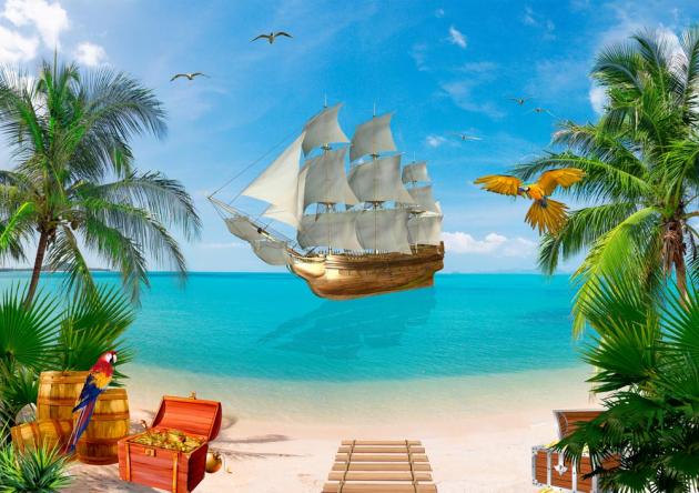 Мир пиратов