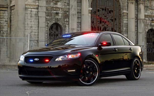 Черный форд