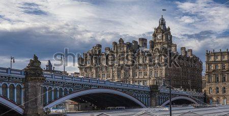 Мост в Эдинбурге