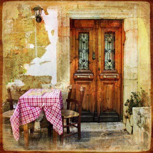Старый ресторанчик