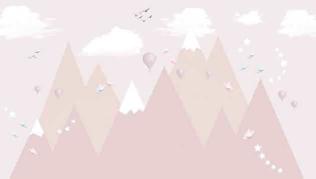 Нежные горы