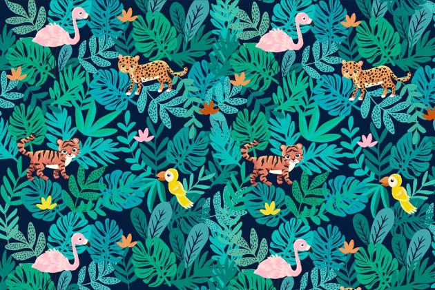 Тропические животные
