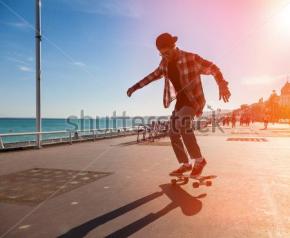 Картины Скейтборд