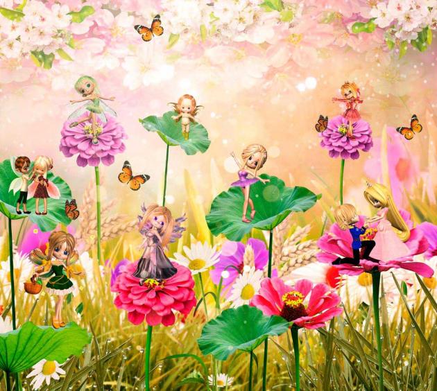 Феи цветов