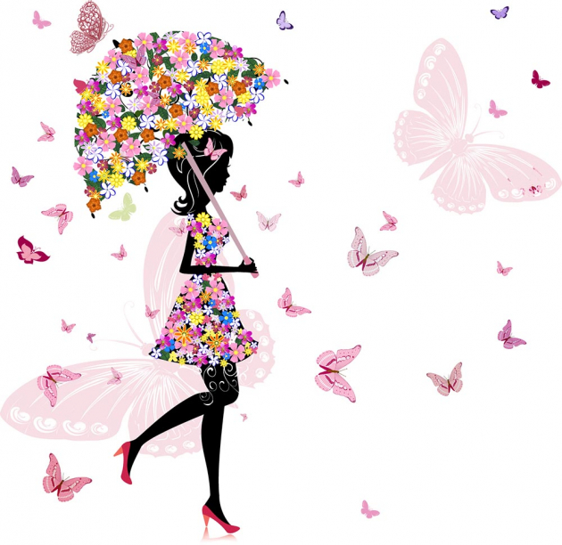 Фея цветов