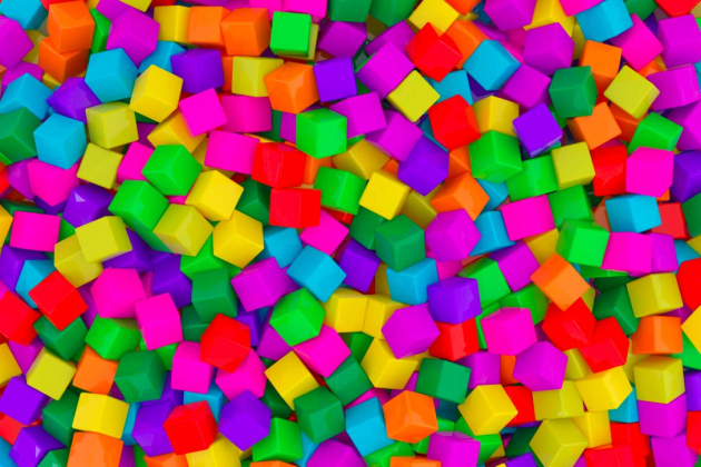 Кубы 3Д