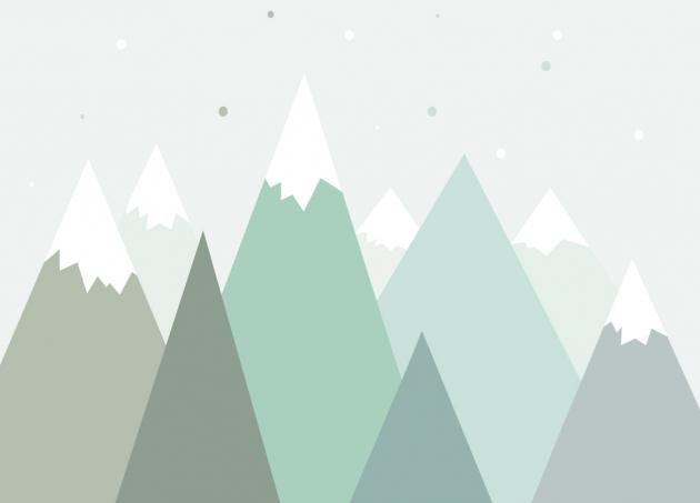 Мятные горы
