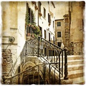Фотообои Улочка Венеции