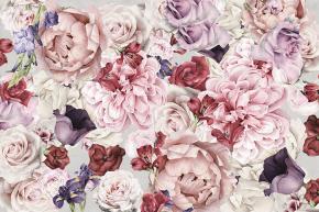 Картины Фон из нежных цветов