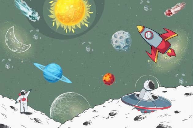 Элементы космоса