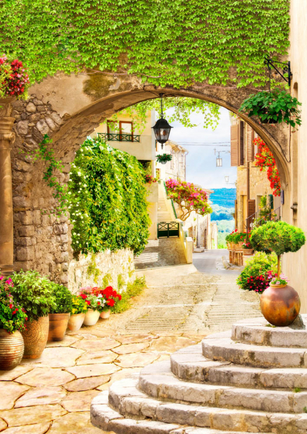 Улочка Италия