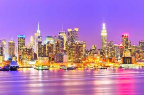 Картины Нью Йорк