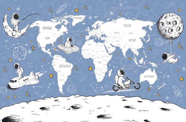 Космическая карта