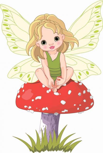 Маленькая фея