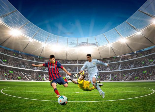 Футбол, Месси