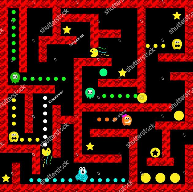 Игра Pac Man