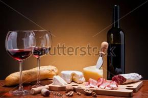 Картины Вино
