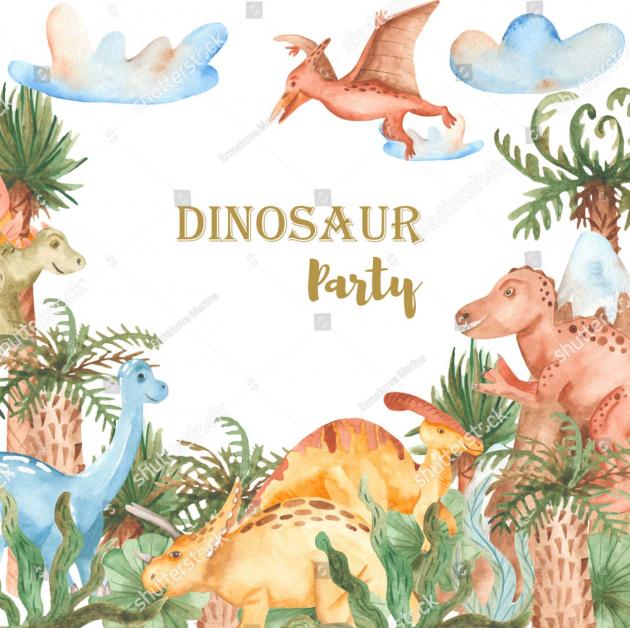Динозавры в тропиках