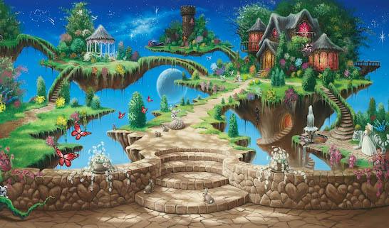 Сказочный городок