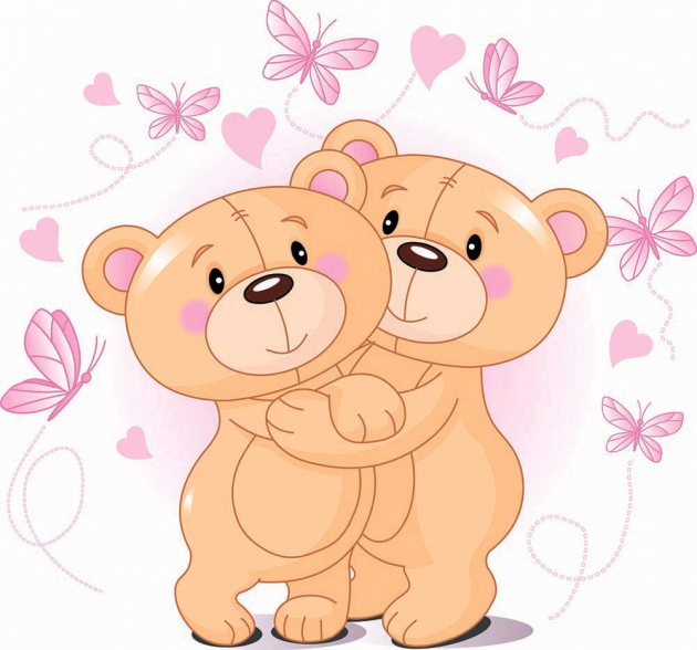 Детские медведи