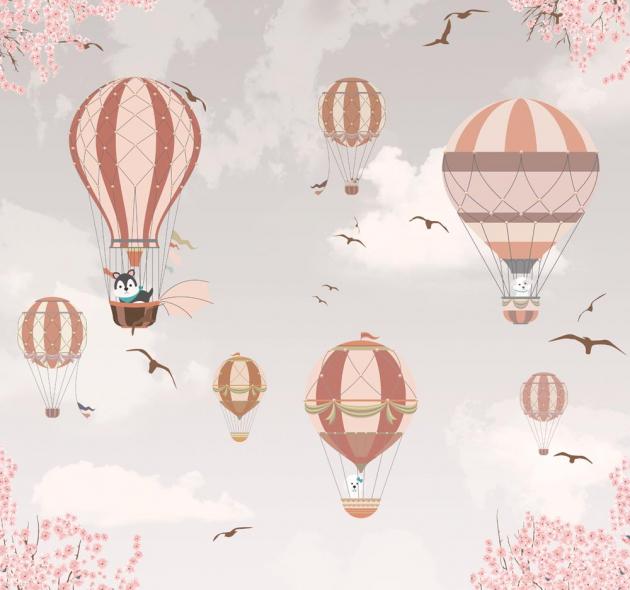 Птички и шарики