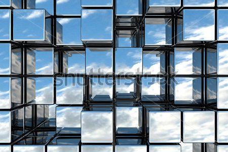 Стальные кубы