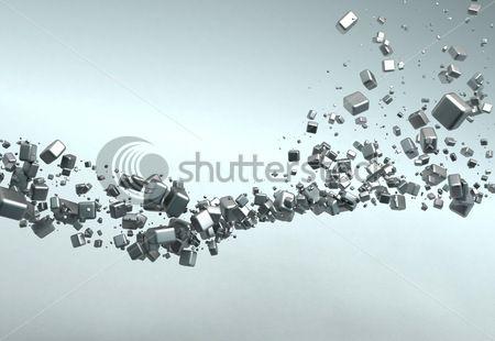 Объемные кубы