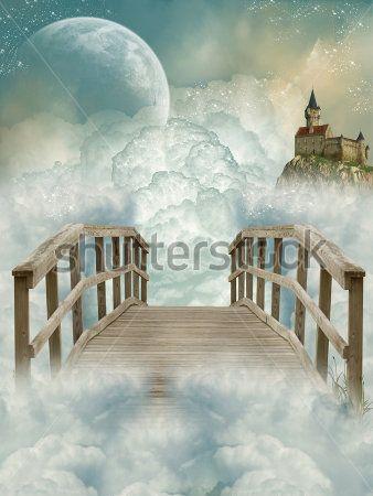 Мостик в облаках