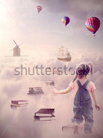 Фантазии маленькой девочки