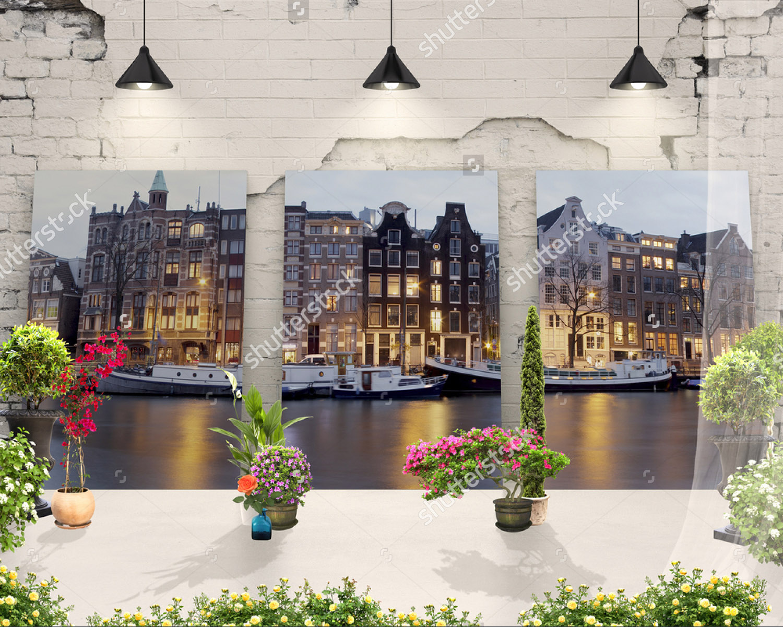 Голландия на картинах