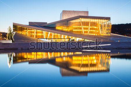 Театр Оперы Осло
