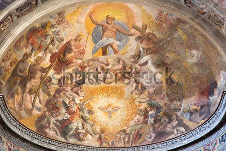 Иисус в небесах