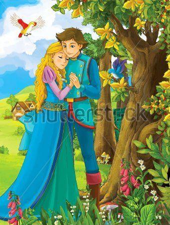 Прин и принцесса