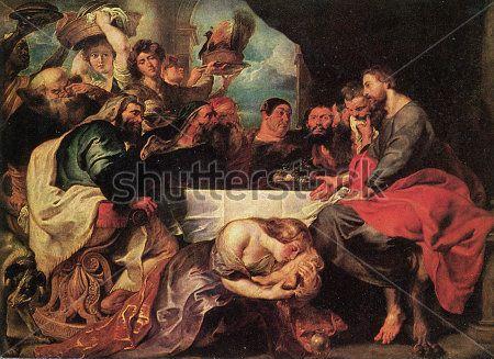 Пир в доме Симона Фарисея