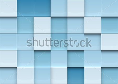 Голубые кубы